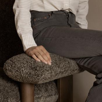Menu designové podnožky Brasilia Ottoman