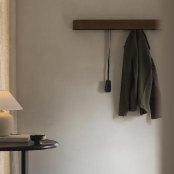 Menu designové nástěnné věšáky Epoch Rack (šířka 50 cm)