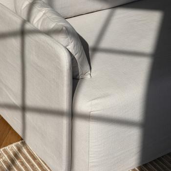 Menu designová křesla Offset Loose Cover (šířka 94 cm)