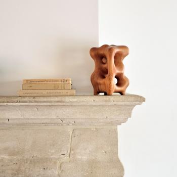 Ethnicraft designové dekorace Natural Organic sculpture