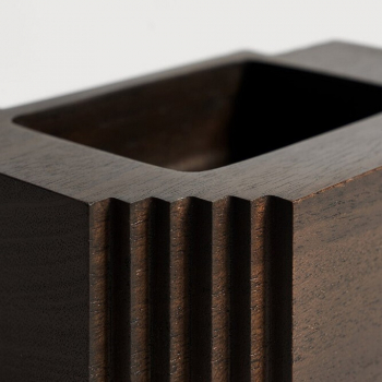 Ethnicraft designové dekorace Espresso Trevisio object