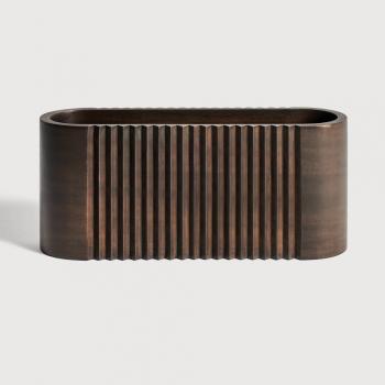 Ethnicraft designové dekorace Espresso London object