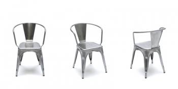 Designové zahradní židle TOLIX A56