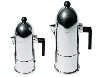 Alessi designové Espresso kávovary La Cupola