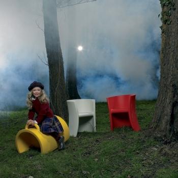 Magis designové Me Too dětské židle / houpací koně Trioli