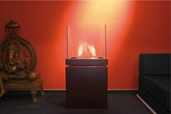 Radius designové krby Semi Flame 1,7l