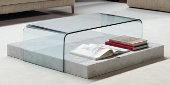 BONALDO konferenční stoly RIBBON (šířka 100cm)