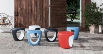 BONALDO stoličky Pebble Pouf