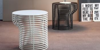 BONALDO odkládací stoly ORION (průměr 50cm)