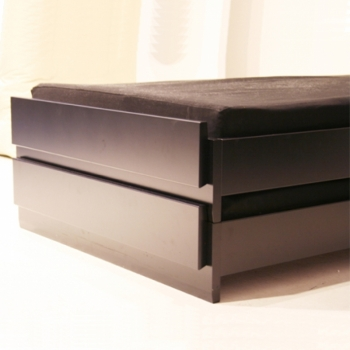 AUTHENTICS postel Twice stacked bed