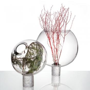Bomma designové vázy Globe
