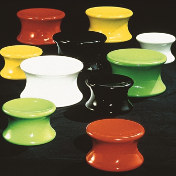 Eero Aarnio Originals designové stoličky Mushrooms