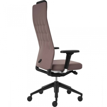 Výprodej Vitra designové kancelářské židle Id Chair Trim L (šedá)