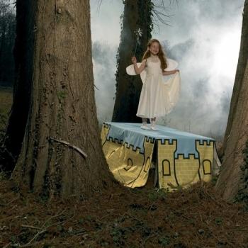Magis designové Me Too přehoz pro vytvoření skrýše My House
