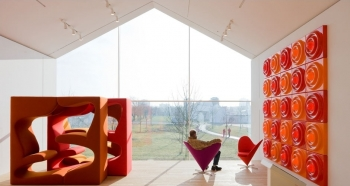 Vitra designová lehátka Living Tower