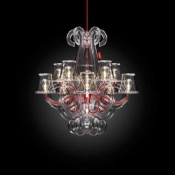 Fatboy designová závěsná svítidla Rockcoco