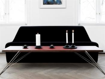 Normann Copenhagen designové svícny Heima Block Candle Holder