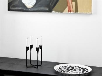 Normann Copenhagen designové svícny Heima Candlestick