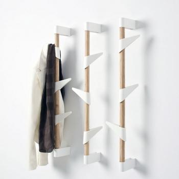 CASCANDO nástěnné věšáky Bamboo Wall