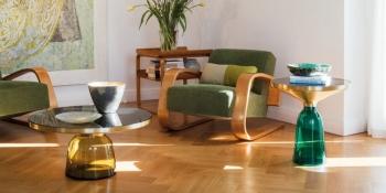 CLASSICON konferenční stoly Bell Coffee Table