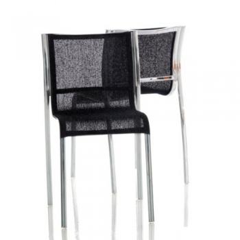 Výprodej Magis designové židle Paso Doble Chair (černá)