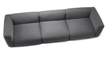 VERSUS sedačky Pump (šířka 190 cm)