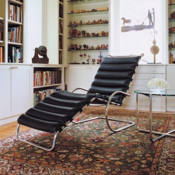 KNOLL lenošky Mr. Adjustable Chaise Longue
