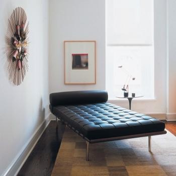 KNOLL designová lehátka Barcelona Day Bed
