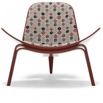 Carl Hansen designová křesla Ch07 Shell Chair