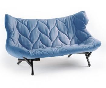 Kartell designové sedačky Foliage Sofa