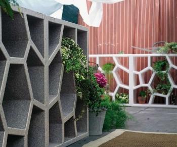 Casamania designové knihovny Opus Incertum