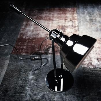 Výprodej Diesel with Foscarini stolní lampy Glas Tavolo (pochromovaná)