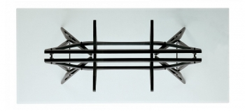 ZANOTTA jídelní stoly Reale 2320 (160 x 72 x 80 cm)