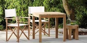 Jan Kurtz designové zahradní židle Director´s Chair