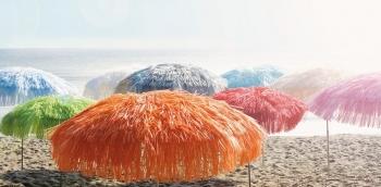 Jan Kurtz designové slunečníky Hawaii