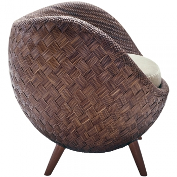 Kenneth Cobonpue křesla La Luna Easy Chair