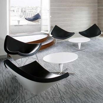 Vitra designová křesla Coconut Chair
