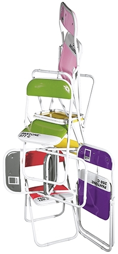 SELETTI skládací židle Pantone Baby Chair