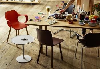 VITRA odkládací stolky Rise Table