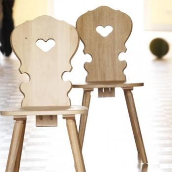 Jan Kurtz designové židle Vienna