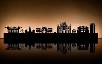 Radius designové svícny Citylight