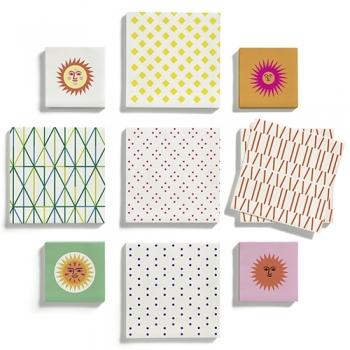 Vitra designové ubrousky Paper Napkins - Small