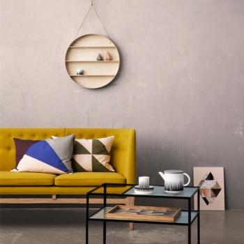 Ferm Living designové poličky Round Dorm