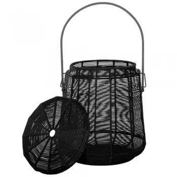 Výprodej Norr 11 Sit Stool (černo/šedá)