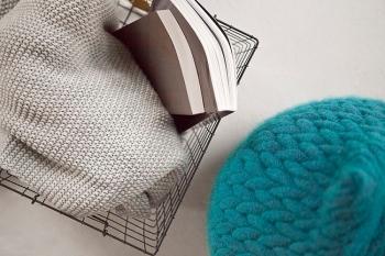 Casalis designové plédy Bonnet Indoor