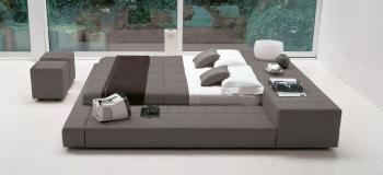 Bonaldo postele Squaring (pro matraci 180 x 200 cm)