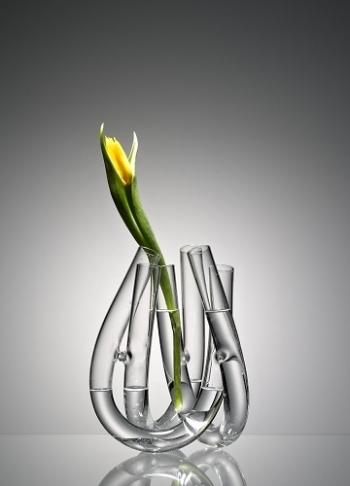 Blackbox designové vázy Triu