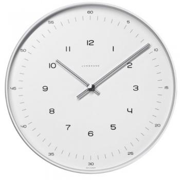 KLEIN & MORE Designové nástěnné hodiny Numbers Max Bill