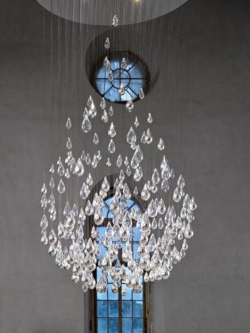 LASVIT závěsná svítidla Droplets