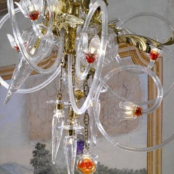 LASVIT závěsná svítidla Amoria Mixia